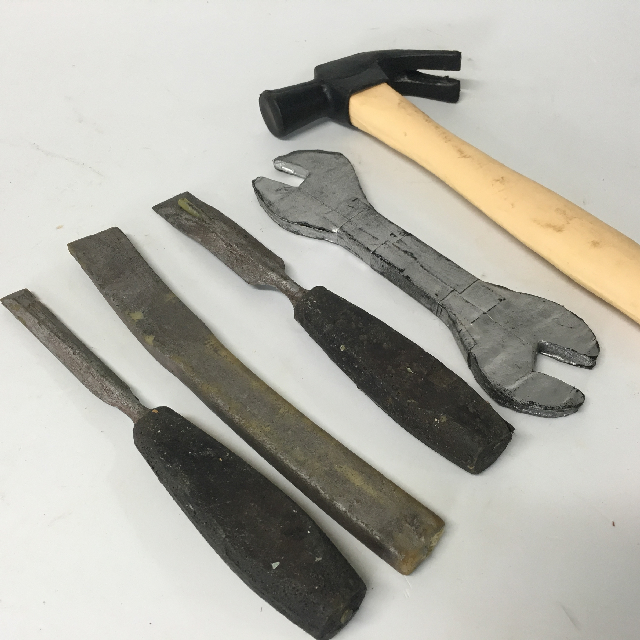 TOO0075 TOOL, Hand Tool - SPFX (Special Effects) Rubber Assorted $10