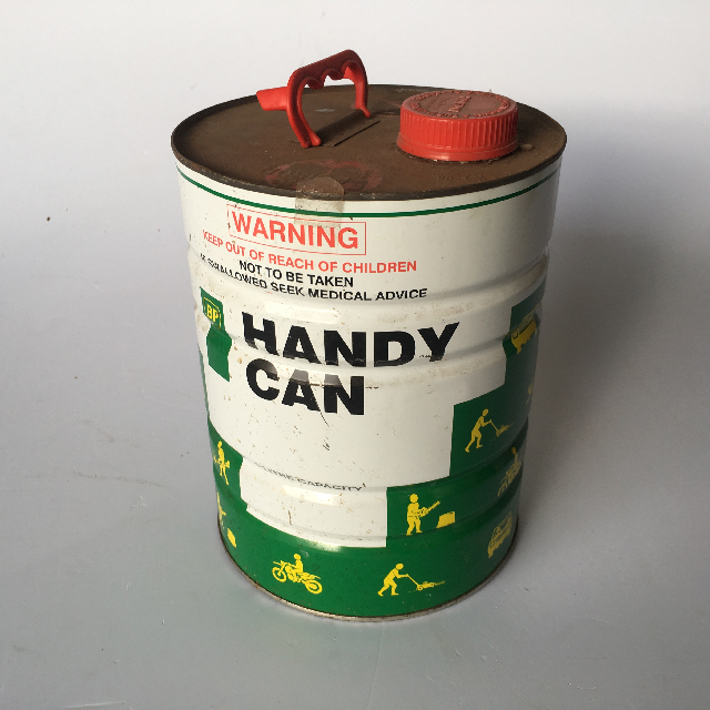 CAN0316 CAN, Oil Can - Handy Can $3.75