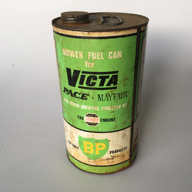CAN0325 CAN, Oil Can - Victa Mower Fuel $6.25