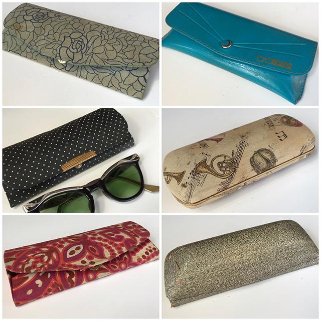 GLA1001 GLASSES, Sunglass Cases - Ladies $6.25