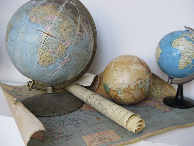 Styling - Maps and Globes