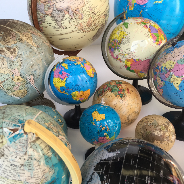 Mix of Globes