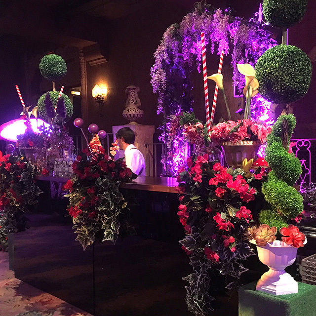 Event Theming - Willy Wonka