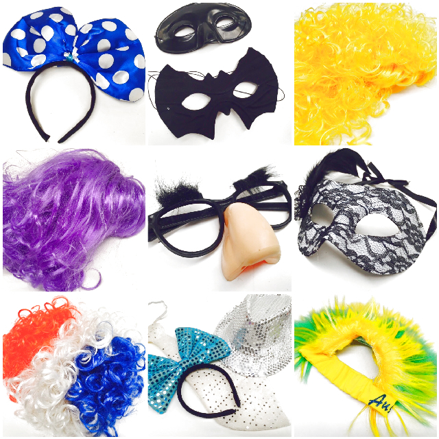 COS0003 COSTUME PROP, Novelty Dress Ups $3.75