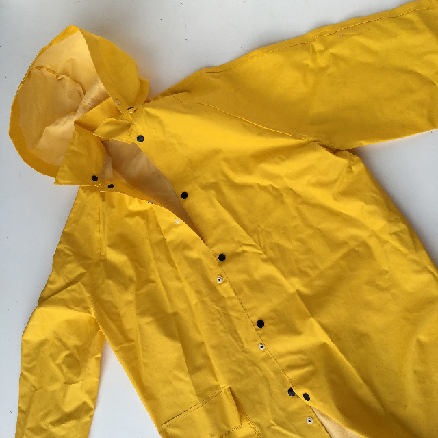 JAC0003 JACKET, Fishermans Yellow $15