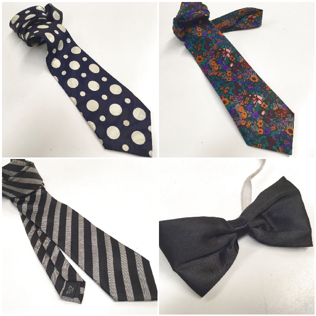 TIE0001 TIE, Mens Assorted $1.25
