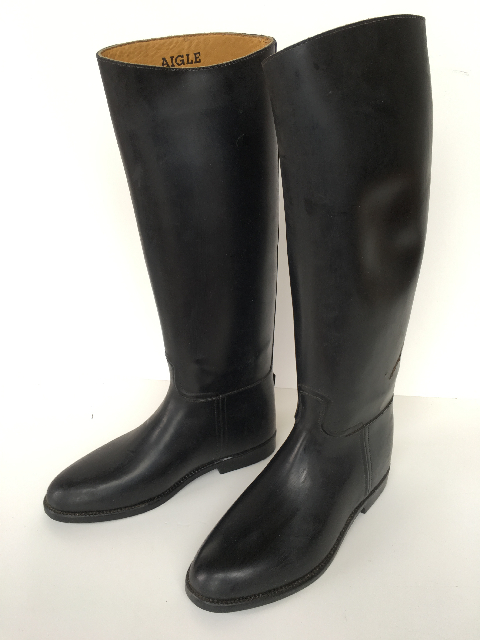 BOO0001 BOOTS, Horse Riding Boots - Black $20