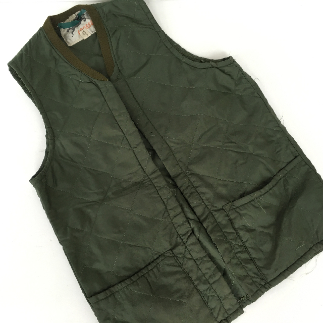 VES0001 VEST, Horse Riding Wear - Green L'Avenir $10