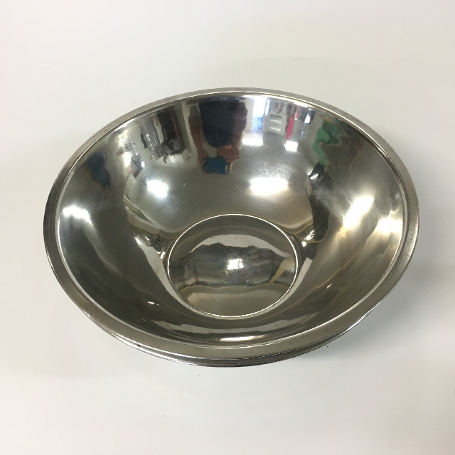 BOW0018 BOWL, Stainless Steel - Medium $6.25