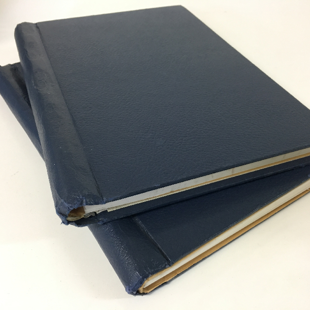 BOO0136 BOOK, Medical - Thesis Navy $6.25
