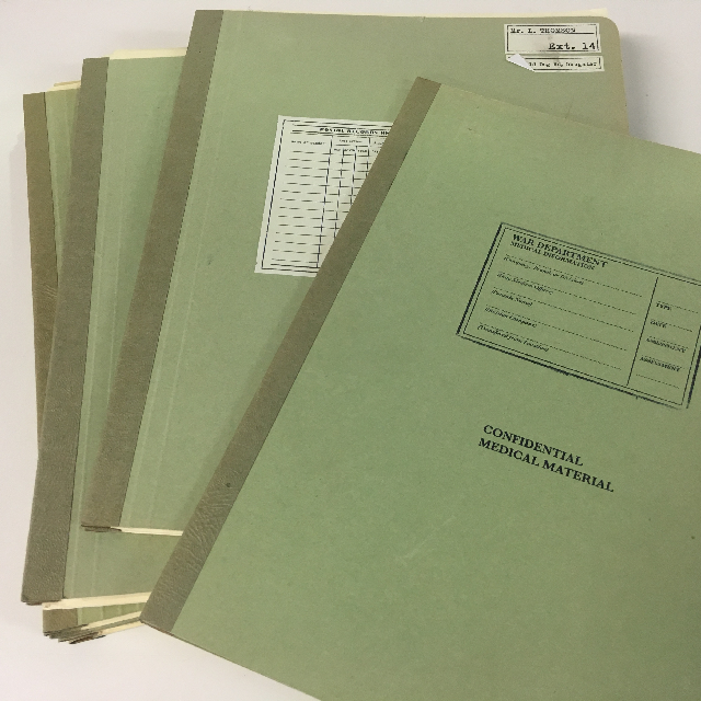 Medical Files - PAP0017 & PAP0018