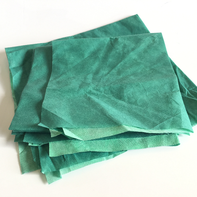SUR0117 SURGICAL PROCEDURE CLOTH, Protective Disposable Surgery Cloth (Green) $2.50