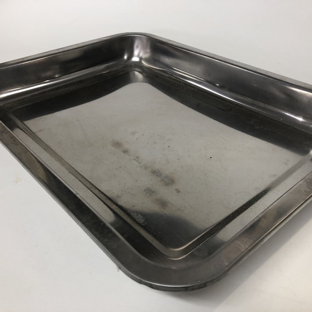 TRA0063 TRAY, Stainless Steel - Ex Large Deep $8.75