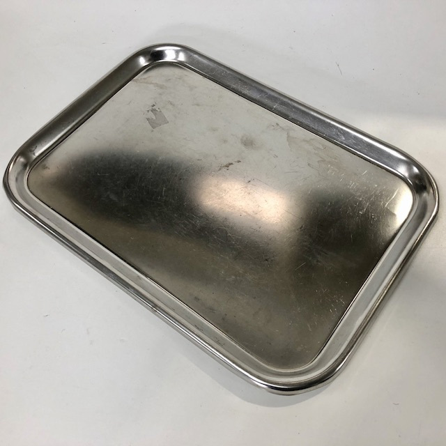 TRA0064 TRAY, Stainless Steel - Medium $6.25