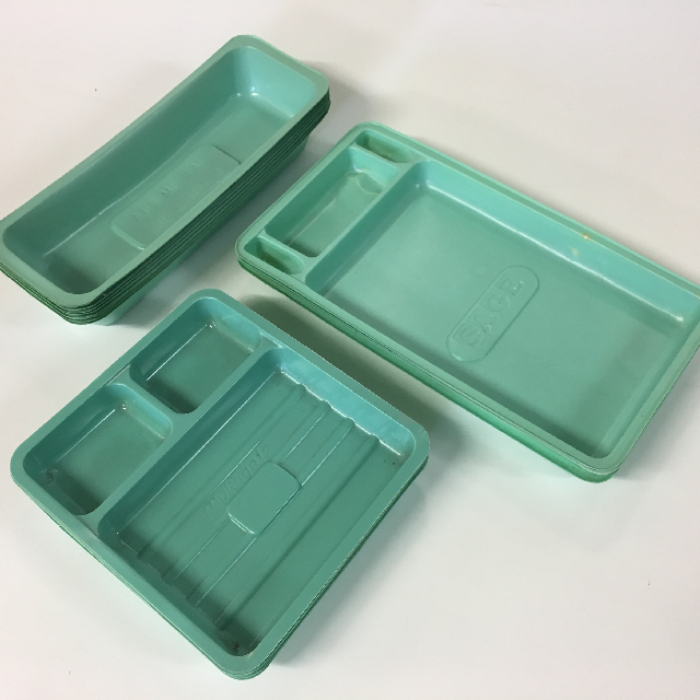 TRA0012 TRAY,  Surgical Tray - Assorted Small Disposable Medical Procedure Tray $2.50