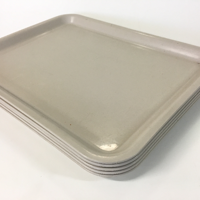 TRA0014 TRAY, Beige Set - Cafeteria Style $5