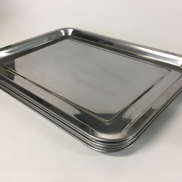 TRA0020 TRAY, Stainless Steel - Medium to Large $6.25