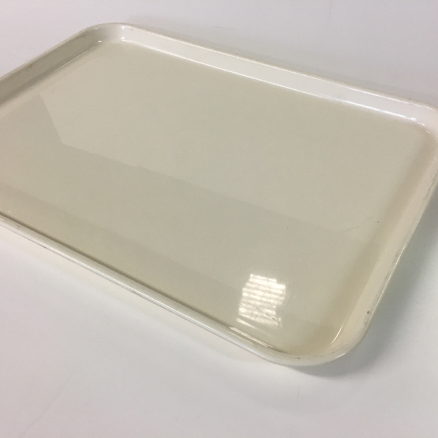 TRA0022 TRAY, White Cafeteria Style $3.75