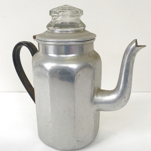 COF0013 COFFEE POT, Aluminium $7.50
