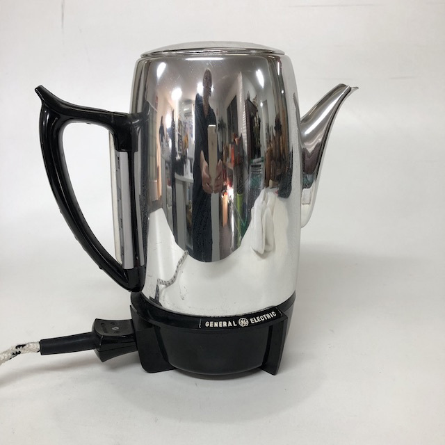 KET0023 KETTLE, Electric Chrome $10