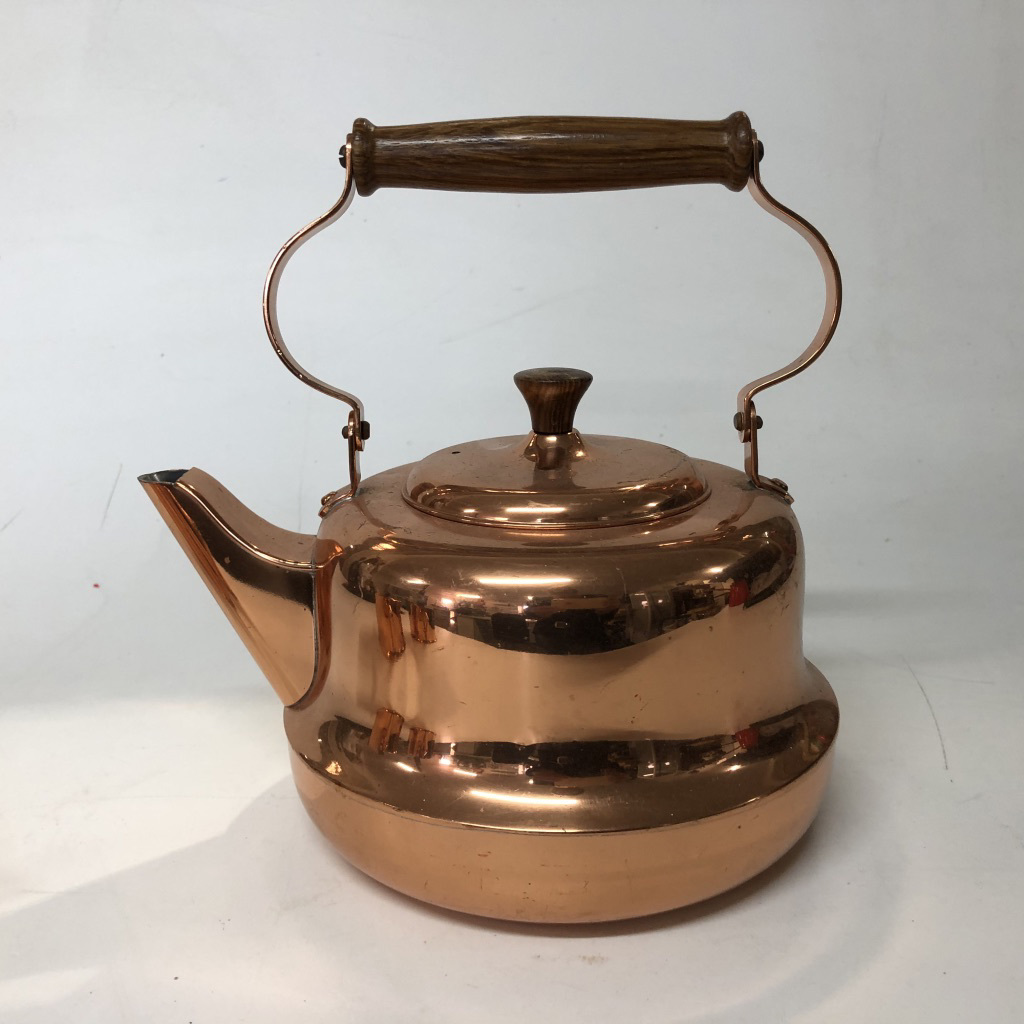 KET0027 KETTLE, Shiny Copper $10