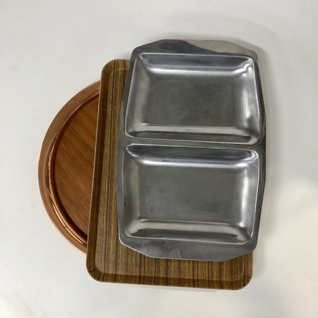 TRA0070 TRAY, 1970's Assorted - Small $6.25