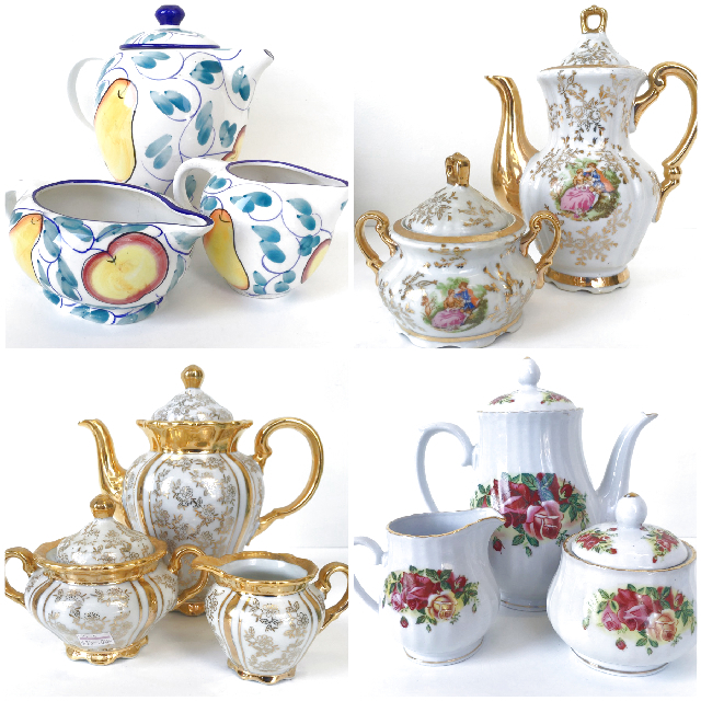 Tea Sets Assorted