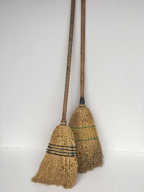 BRO0006 BROOM, Classic Millet Style $8.75
