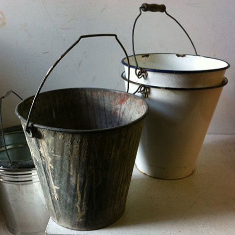 Styling - Laundry Buckets