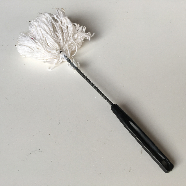 BRU0005 BRUSH, Dish Brush - Mini Mop  $1.25