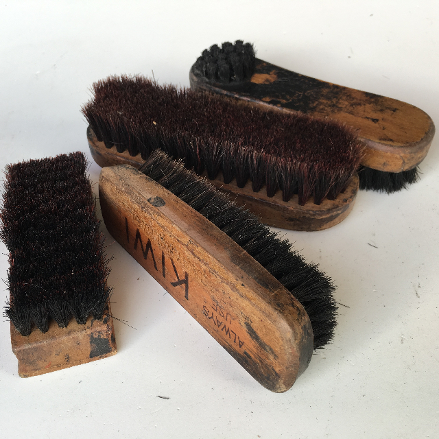 BRU0007 BRUSH, Shoe Brush $3.75