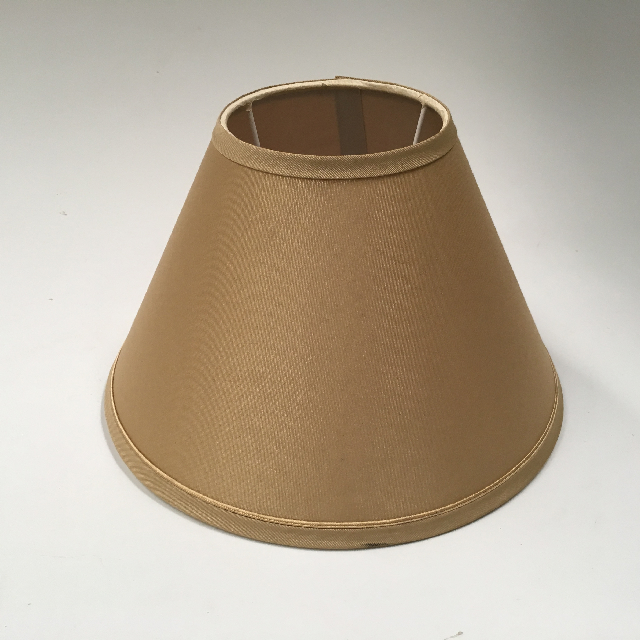 LAM0967 LAMPSHADE, Cone (Small) - Beige $6.25