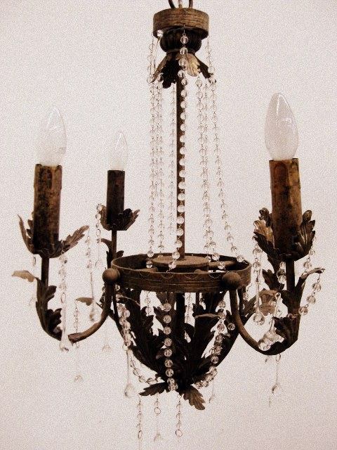 CAN0010 CANDELABRA (Close Up of Arms)