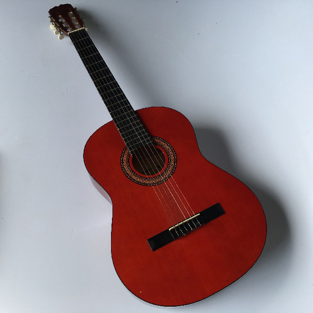 GUI0001 GUITAR, Acoustic - Red $23.75