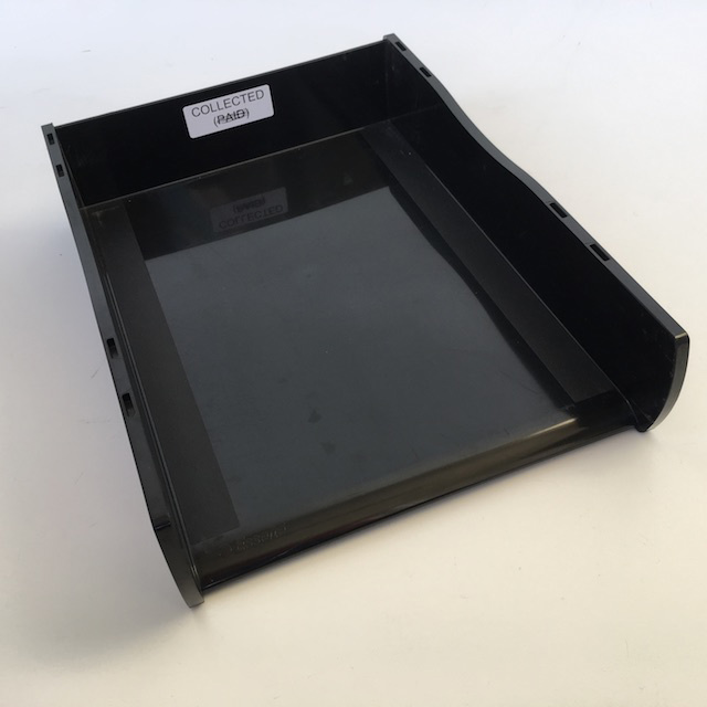 DOC0032 DOCUMENT TRAY, Black $3