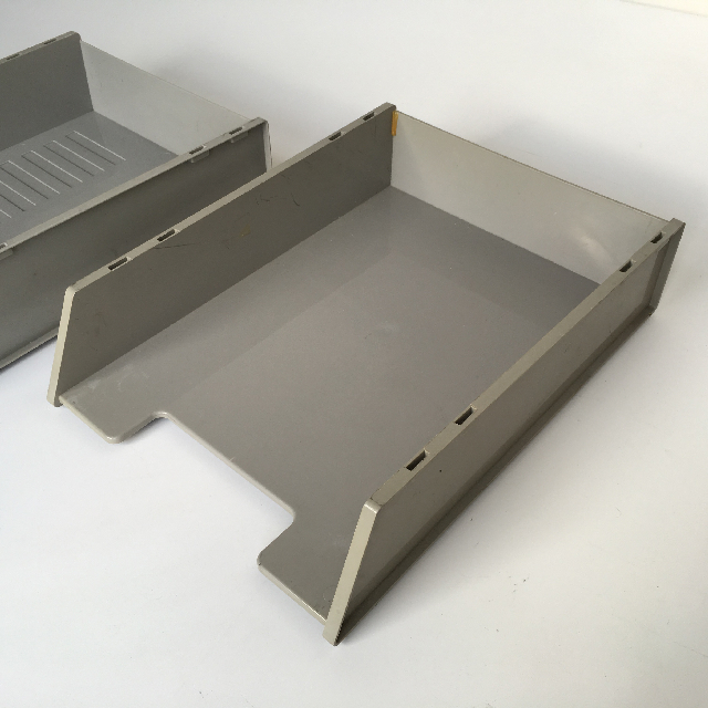 DOC0003 DOCUMENT TRAY, Grey $3