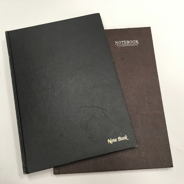 NOT0021 NOTE BOOK, A4 Hardcover $2.50