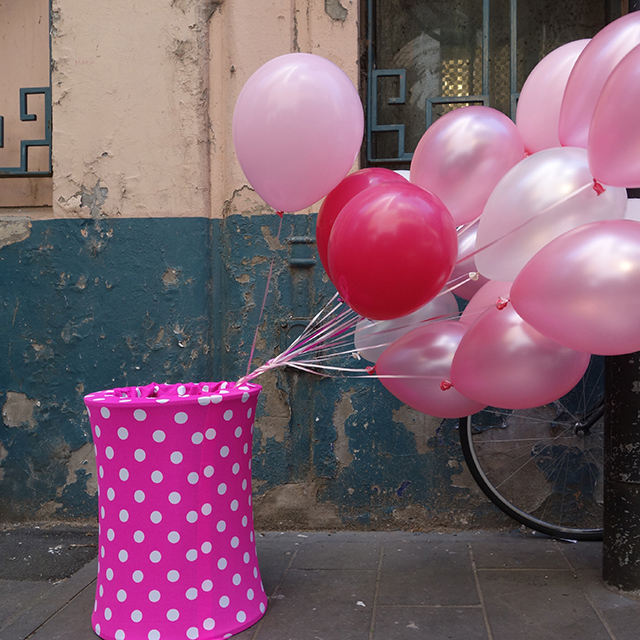 Event Styling - Pink Polka Dots