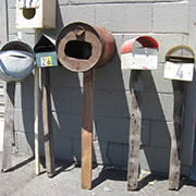 Film Props - Mail Boxes
