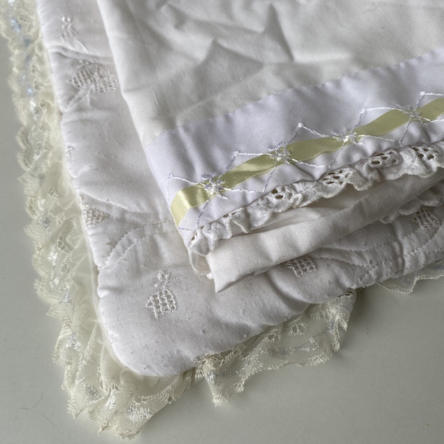 BAB0003 BABY BLANKET, Cot Linen Assorted $7.50
