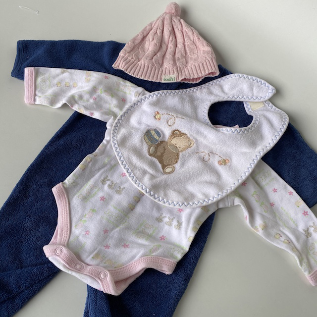 BAB0012 BABYWEAR, Assorted Baby Clothes $3.75