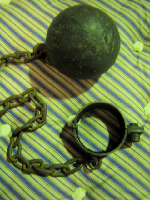 Prison Styling - Ball & Chain