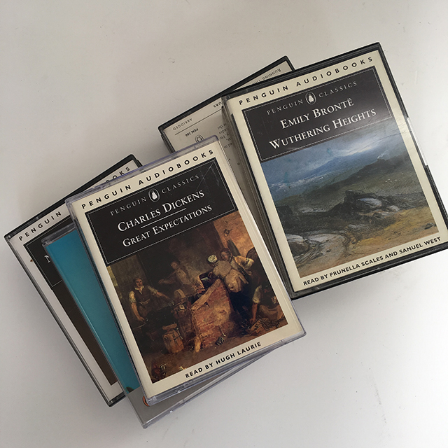 CAS0215 CASSETTE, Audio Books $3.75