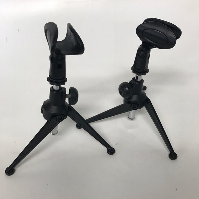 STA0105 STAND, Microphone - Black Style 1 $10