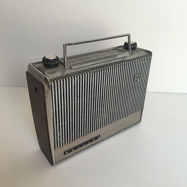 RAD0051 RADIO, Transistor Philips $12.50