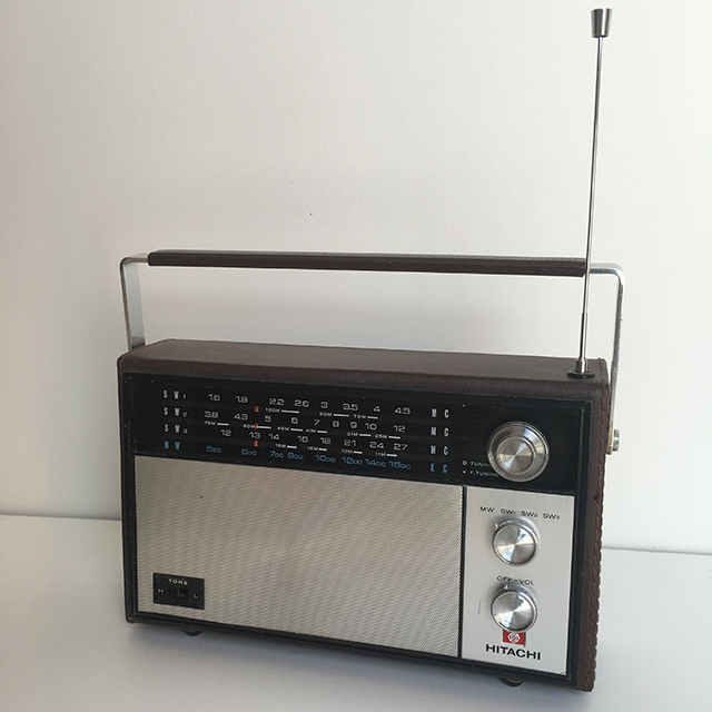 RAD0023 RADIO, Hitachi $12.50