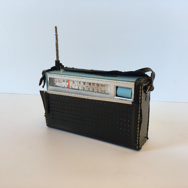 RAD0052 RADIO, Transistor - Black Case $8.75