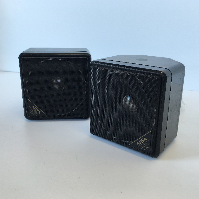 SPE0010 SPEAKER, Small Black AIWA $8.75