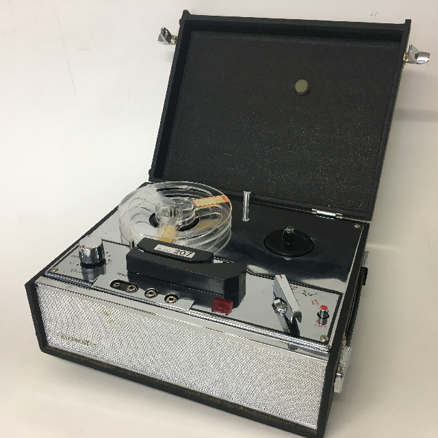 TAP0002 TAPE RECORDER, Everbest Reel to Reel Recorder $30