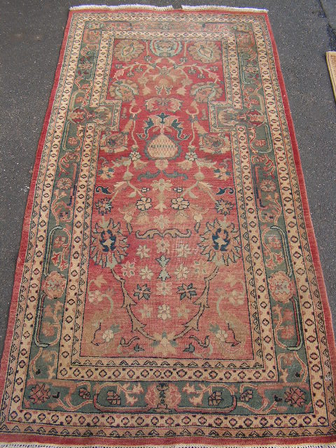 RUG0023 - Washed Out 1930s 2.5m x 1.25m $100